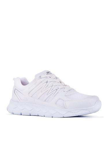 Slazenger Slazenger KROM  Yürüyüş Erkek Ayakkabı  Beyaz